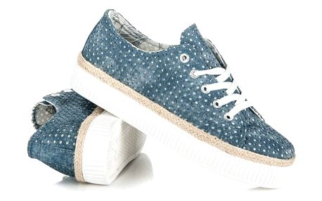 Dámské tenisky Kylie Euchey modré