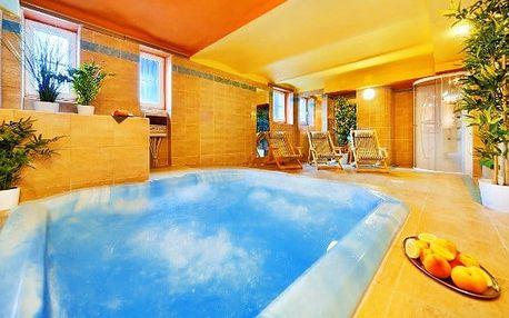 3–8denní wellness pobyt s all inclusive pro 2 v hotelu Palace Club*** ve Špinderově Mlýně