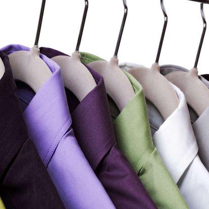 Až 50% sleva na čištění oděvů včetně chemického