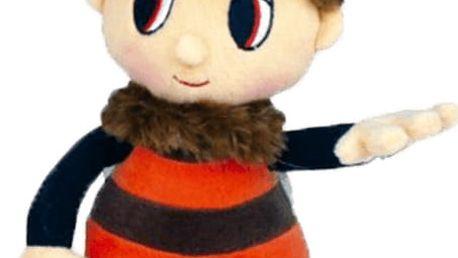 TEDDIES Včelí medvídek Brumda plyšový zpívající 29 cm