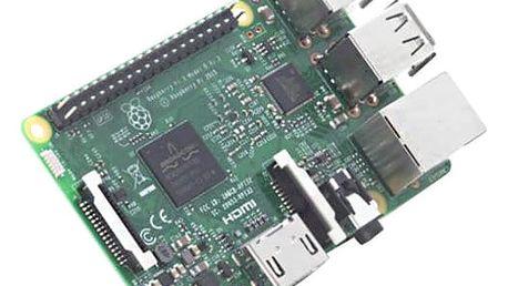 Raspberry Pi 3 - Raspberry-PI-3