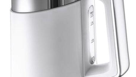 Rychlovarná konvice Concept RK3160 bílá/nerez