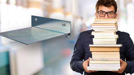 Neviditelná knihovna až pro pět kilo knih