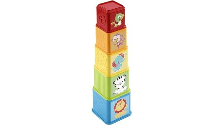 FISHER-PRICE Zvířátková věž