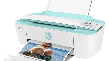 HP Deskjet Ink Advantage 3785 - T8W46C + Zdarma SAFEPRINT A4 20 listů, lesklý ( v ceně 121,- )