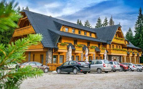 Léto v přírodě krásné Oravy s ubytováním v hotelu Kristína ***