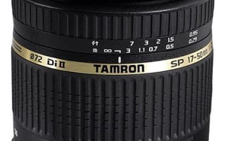 Objektiv Tamron SP AF 17-50mm F/2.8 XR Di-II VC LD Asp. (IF) pro Nikon (B005 N II) černý