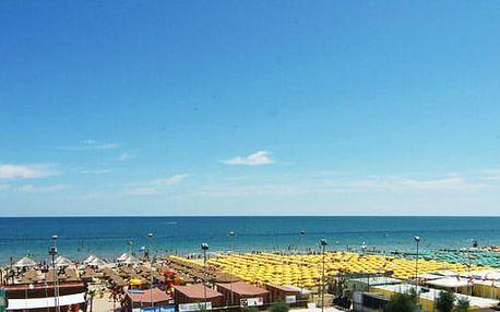 8–10denní Itálie, Marche | Až 2 děti ZDARMA | Hotel Elvezia*** | Polopenze | Autobusem nebo vlastní | Garance nejnižší ceny