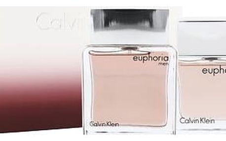 Calvin Klein Euphoria Men EDT dárková sada M - EDT 100 ml + EDT 30 ml