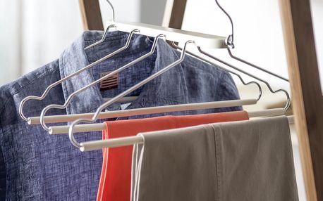 Věšák na oblečení Compactor, dělený