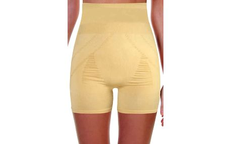 Kelsa Slim vysoké stahovací kalhotky s nohavičkou