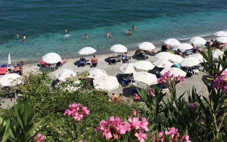 V červnu letecky do Řecka s ubytováním v penzionu