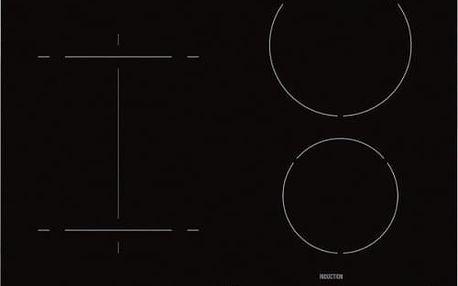 Indukční varná deska Electrolux Inspiration EHI6540FHK černá