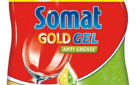 Somat Gold gel AntiGrease 2 x 600 ml
