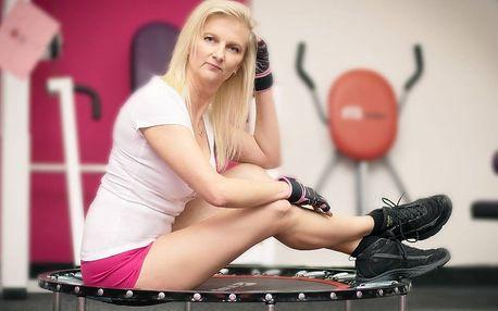 Fitness pro ženy + rolletic v centru Plzně