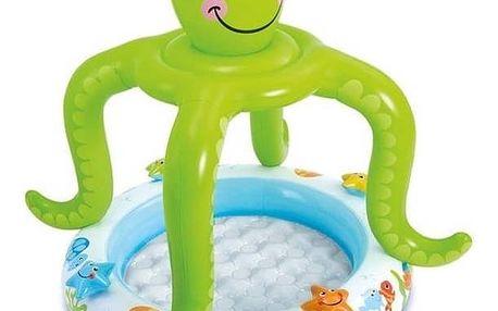 Alltoys CZ Bazének se stříškou chobotnice 102x104cm (57115NPINT)