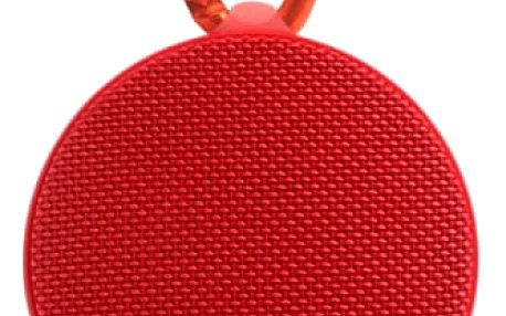 Přenosný reproduktor JBL Clip 2 červený