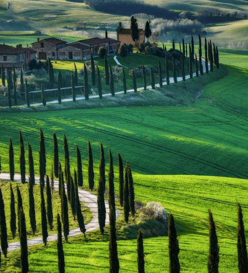Rozmanitá Itálie