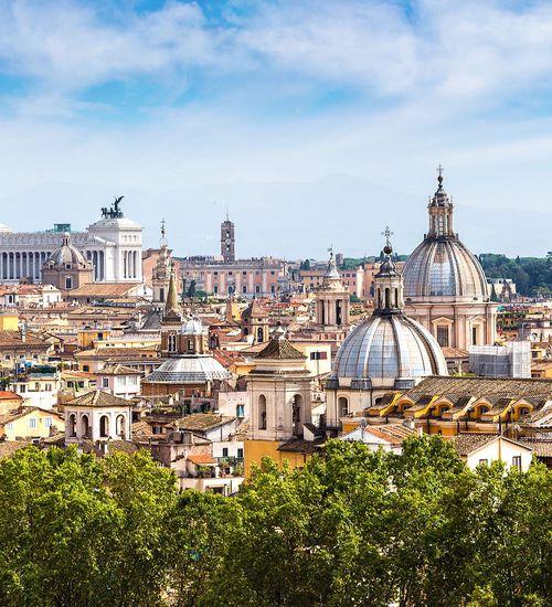 Všechny cesty vedou do Říma