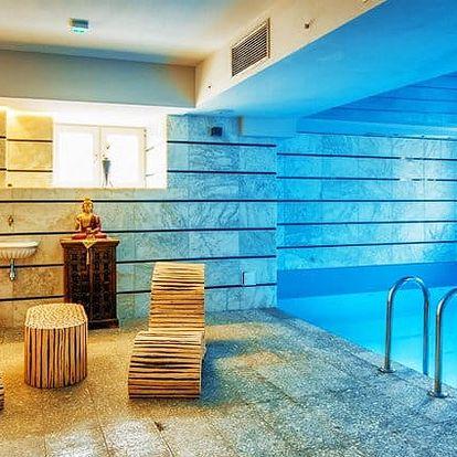 2–4denní wellness pobyt pro 2 osoby v hotelu Orient Palace v polské Vratislavi