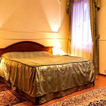 3–6denní wellness pobyt s polopenzí v hotelu Renesance Krásná Královna ve Varech pro 2