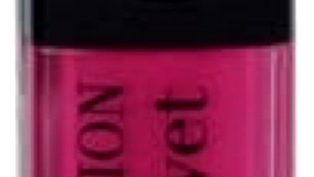 BOURJOIS Paris Rouge Edition Velvet 7,7 ml rtěnka pro ženy 06 Pink Pong