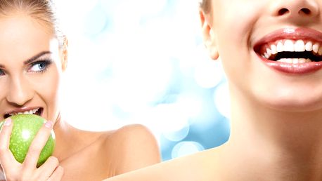 Kompletní dentální hygiena včetně metody Air flow
