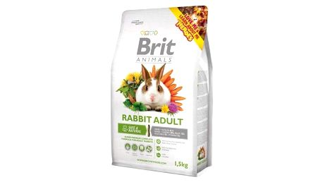 Krmivo Brit Animals Rabbit Adult Complete 3kg