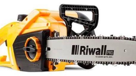 Pila řetězová Riwall RECS 1840, elektrická + Doprava zdarma