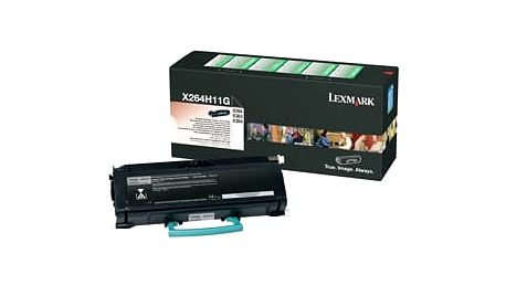 Lexmark X264H11G - černá