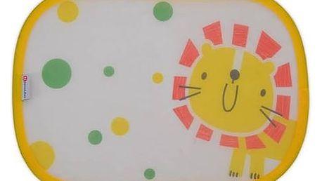 Sluneční clona Petite&Mars Clingy, 2ks