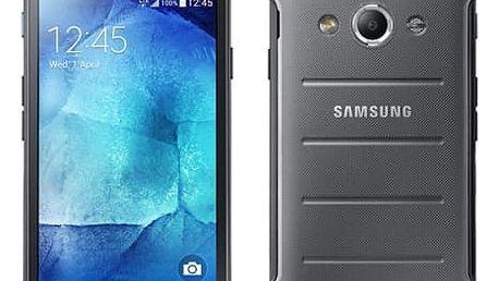 Mobilní telefon Samsung Xcover 3 VE (SM-G389F) (SM-G389FDSAETL) stříbrný