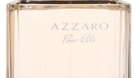 Azzaro Pour Elle 75 ml parfémovaná voda Naplnitelný pro ženy