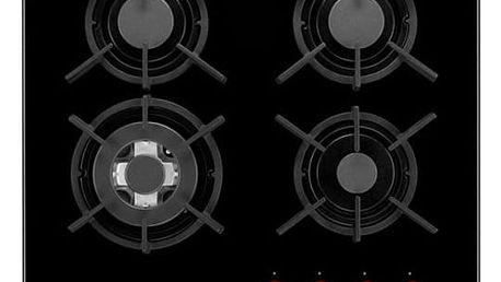 Plynová varná deska Amica PVCZ 6411 černá