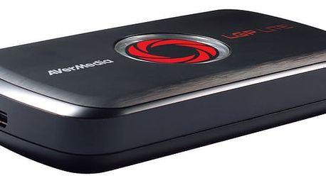 AVerMedia Live Gamer Portable Lite USB, nahrávací zařízení - 61GL3100A0AD