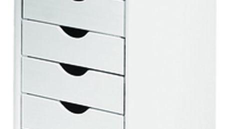 Kontejner SIMON 391B bílý
