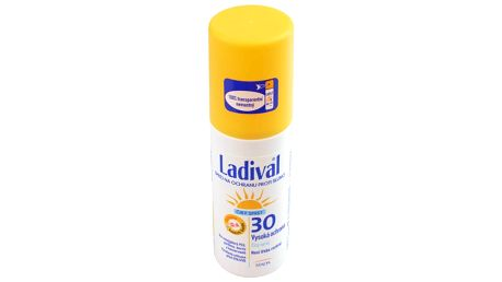 Ladival OF 30 sprej ochranný proti slunci 150ml