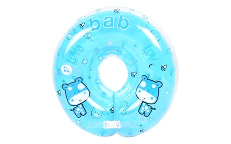 Baby plavací kruh kolem krku pro nejmenší