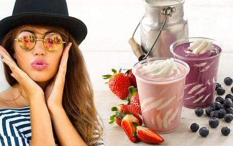 Koktejl dle výběru s frozen yogurtem