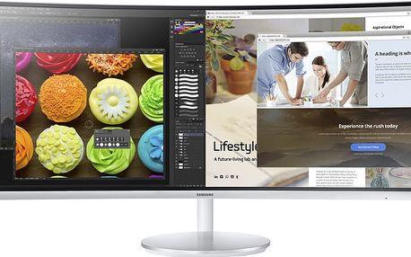 "Samsung C34F791 - LED monitor 34"" - LC34F791WQUXEN"