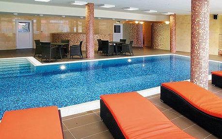 Víkendový pobyt se snídaněmi a wellness v hotelu Gregor*** u Brna pro 2