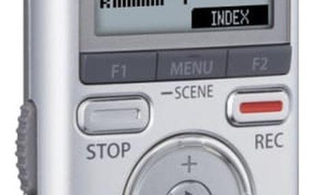 Olympus diktafon WS-831, stříbrná - V406171SE000