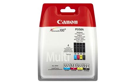 Canon CLI-551CMYBK, Multipack