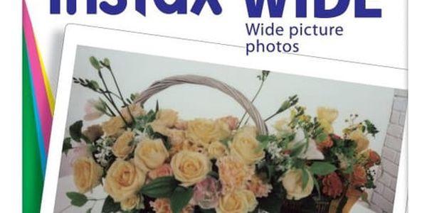 Fujifilm INSTAX wide FILM 10 fotografiÍ - 16385983
