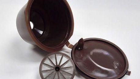 Opakovaně použitelná kapsle do kávovarů Dolce Gusto