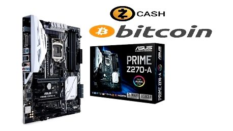 ASUS PRIME Z270-A GAMING/MINING - Intel Z270 - 90MB0RU0-M0EAY0 + Bitdefender Internet Security, 1PC ,12 měsíců