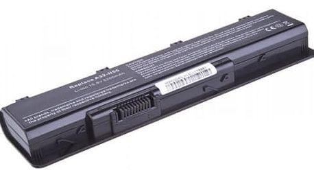 Baterie Avacom pro Asus N55, N45, N75 series Li-Ion 11,1V 5200mAh (NOAS-N55-S26) černá