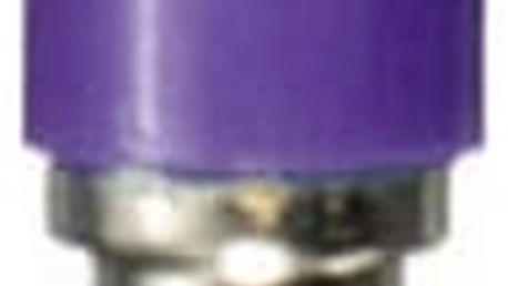 Univerzální infračervený port do telefonu pro ovládání TV - fialová barva - dodání do 2 dnů