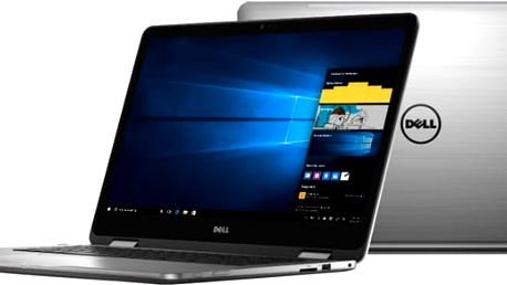 Dell Inspiron 17z (7779) Touch, šedá - TN-7779-N2-511S