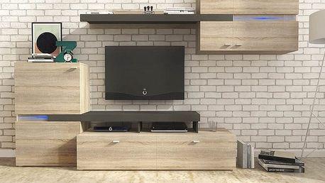 Jet obývací stěna